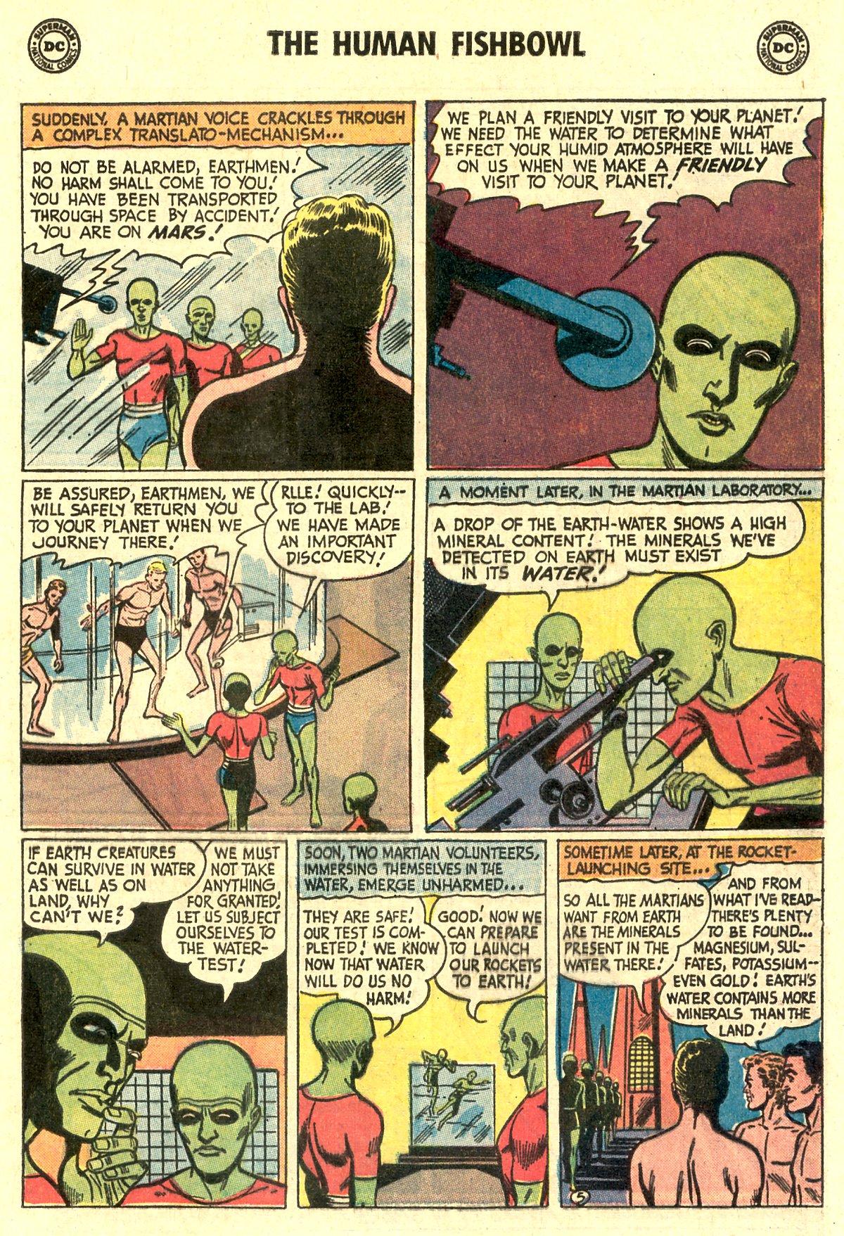 Strange Adventures (1950) issue 236 - Page 7
