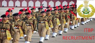 ITBP Recruitment 2019 Vacancies for 121 Constable (GD)
