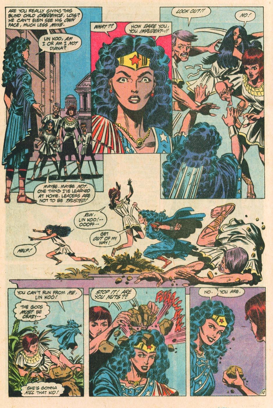 Read online Wonder Woman (1987) comic -  Issue #39 - 16