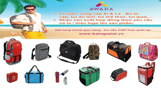 Công ty may ba lô túi xách KiTy Bags may túi giữ nhiệt, cung cấp túi giao hàng, túi y tế