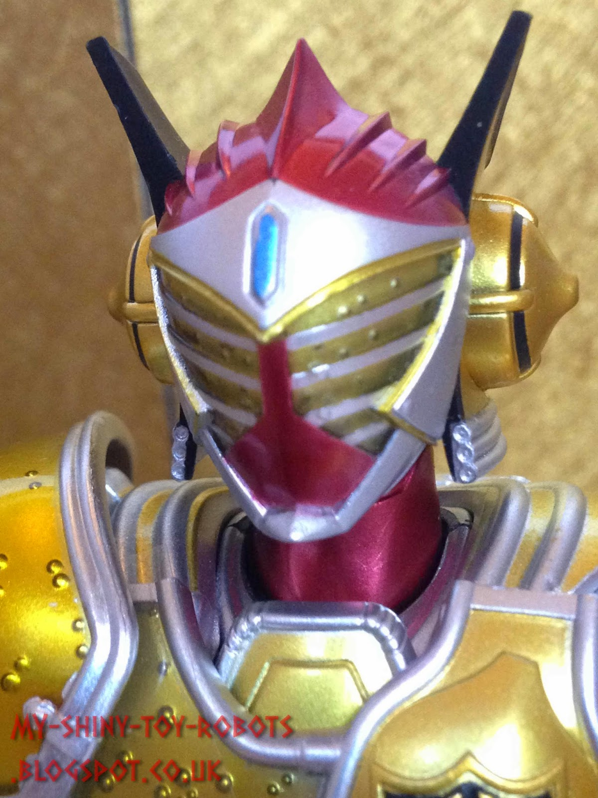 My Shiny Toy Robots: Toybox REVIEW: S.H. Figuarts Kamen ...