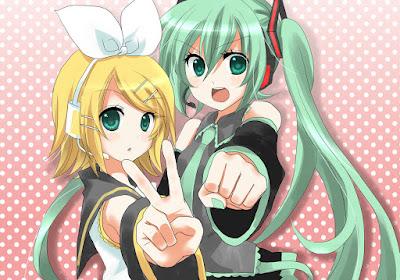 5 Pasangan Vocaloid Terbaik