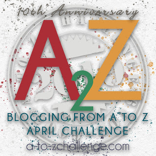 A TO Z CHALLENGE 2019: