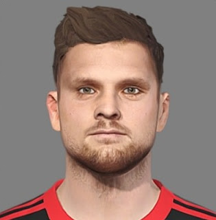 PES 2018 Faces Sven Ulreich by Shaft