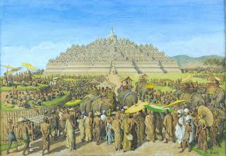 sejarah kerajaan mataram kuno lengkap
