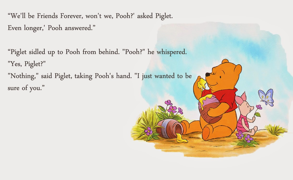 Fabulous 8 Winnie The Pooh Quotes