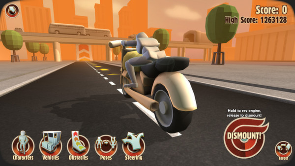 Turbo Dismount Free For PC