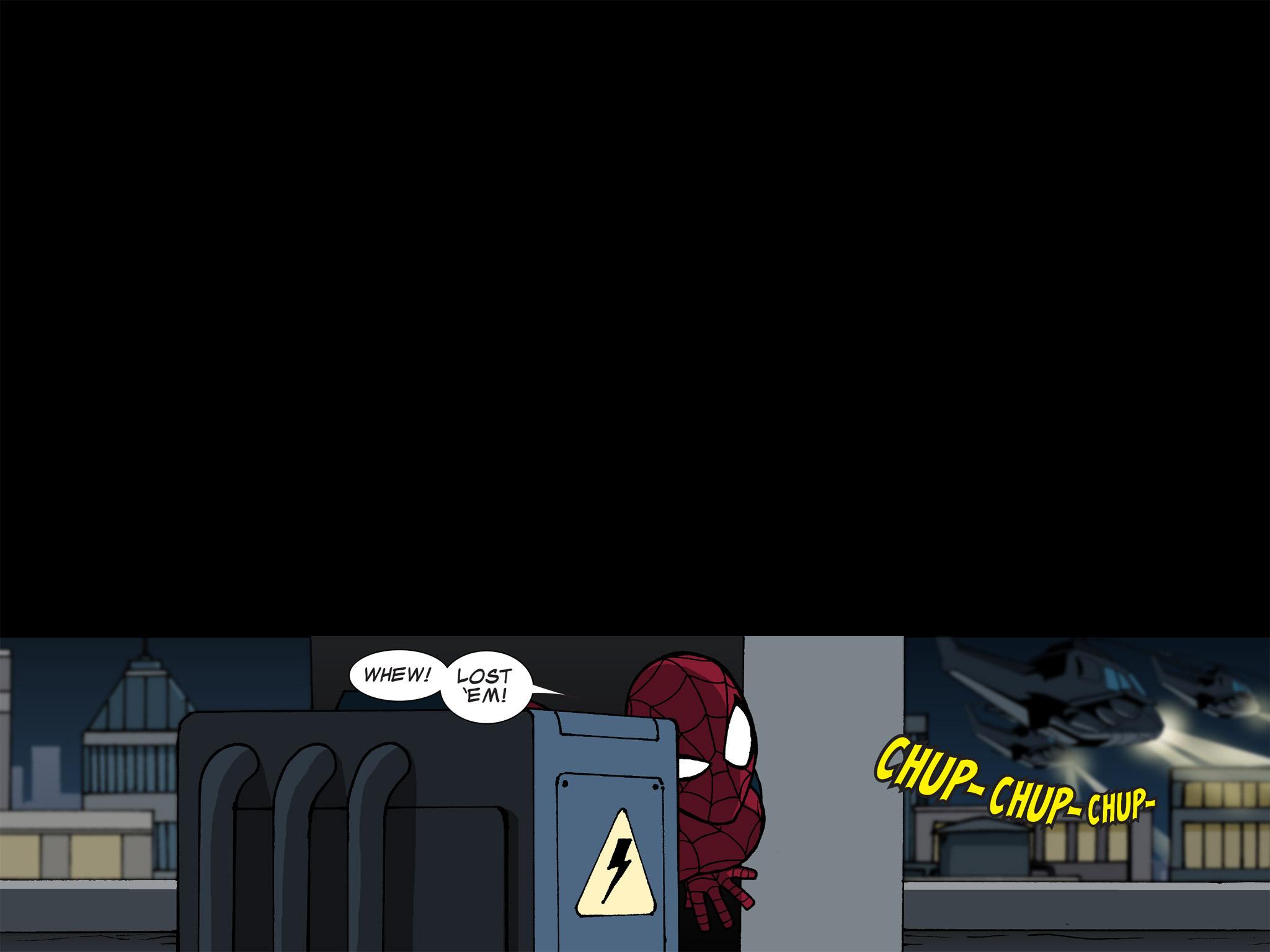 Read online Ultimate Spider-Man (Infinite Comics) (2015) comic -  Issue #17 - 7