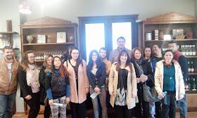 Εκπαιδευτική επίσκεψη των σπουδαστών του Δ.ΙΕΚ ΑΡΓΟΥΣ στην ποτοποιία Καρώνη
