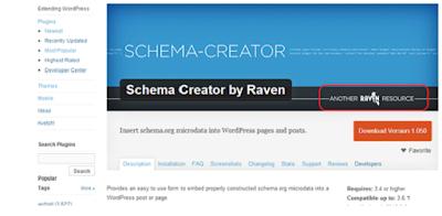 Schema Creator