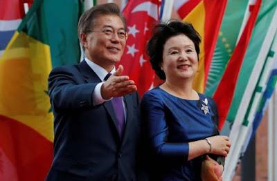 दक्षिण कोरिया की प्रथम महिला अयोध्या में दीपोत्सव कार्यक्रम में होंगी शामिल.