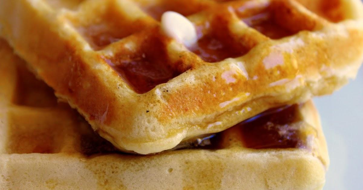 America S Test Kitchen Easy Buttermilk Waffles