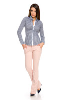 Pantaloni Angelo Rose • Pantaloni femei