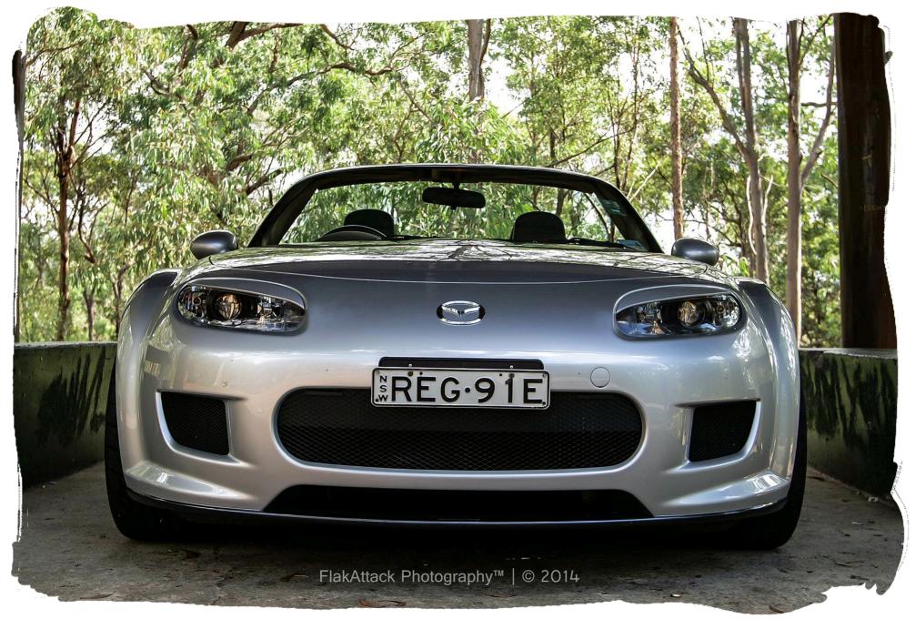 Roadster Blog: Adam's Sunlight Silver NC