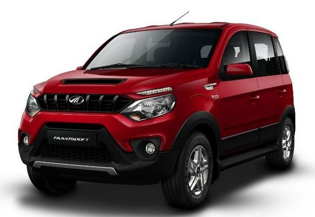 2016 Mahindra NuvoSport (Mahindra Quanto Facelift) Launched in India