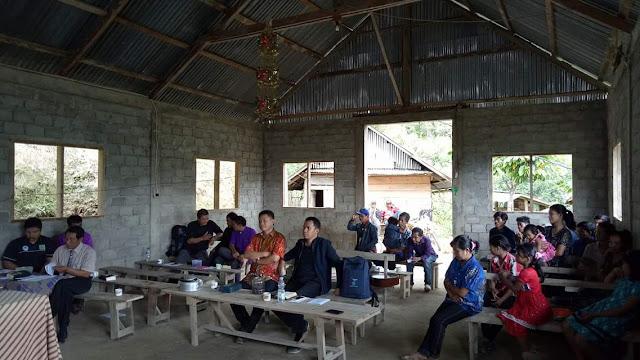 Akhirnya Program Air Bersih Bantuan Jemaat Jakarta, Dinikmati Warga Sakkuang Mappak