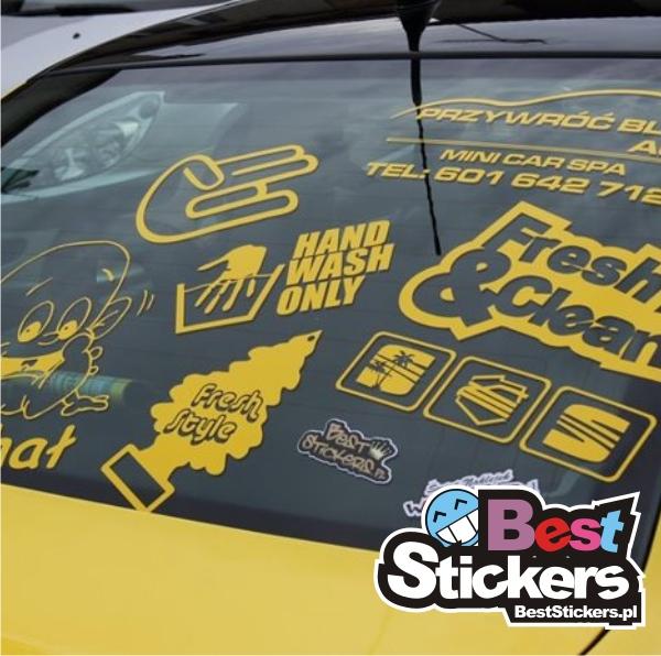 Beststickers Niepowtarzalne Naklejki Na Auto Wlepy Na Samochod
