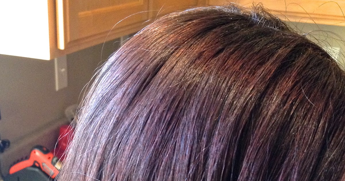 Samantha On The Prairie Garnier Olia Hair Color Review