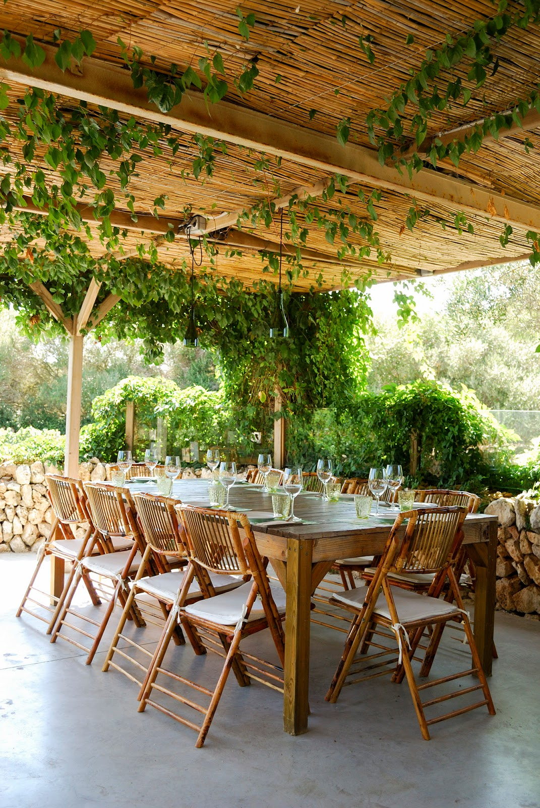 Bodega Binifadet Menorca Spain winery restaurant where to eat itinerary