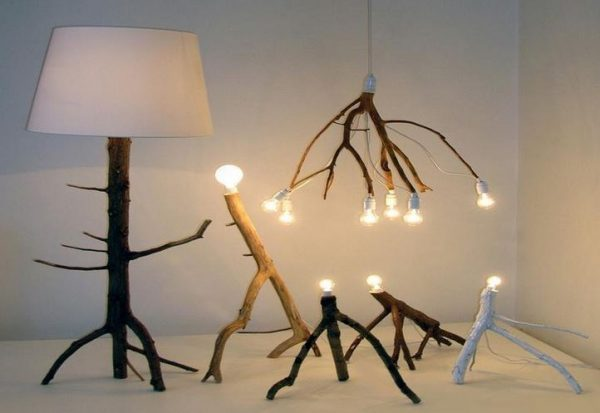 25 DIY Home Wood Decor Ideas