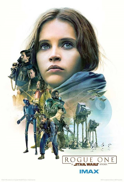 Nuevo poster IMAX de Rogue One: A Star Wars Story