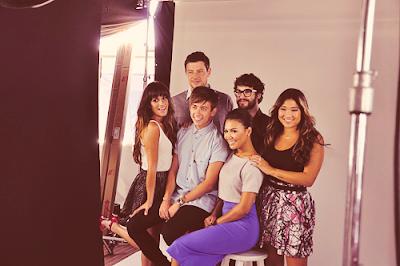 Glee SDCC 2012