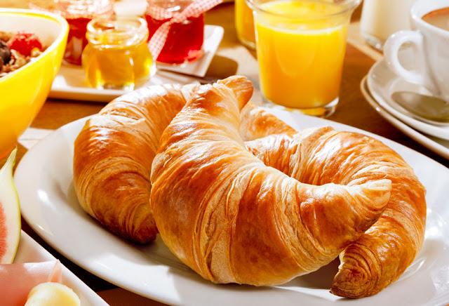 como hacer croissant