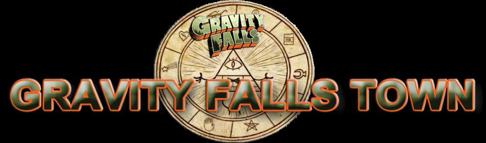 Gravity Falls Town