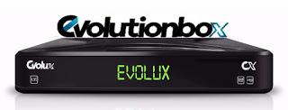 EVOLUTIONBOX EVOLUX NOVA ATUALIZAÇÃO V1.5 Eevolux