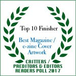TOP 10 FINISHER BEST MAGAZINE/E-ZINE COVER ARTWORK