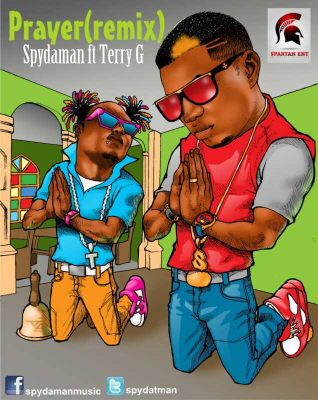 Spydaman – Prayer [Remix] ft Terry G