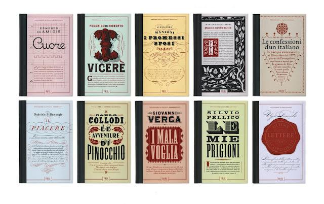 Louise Fili, la diseñadora que adereza sus trabajos a base de lettering