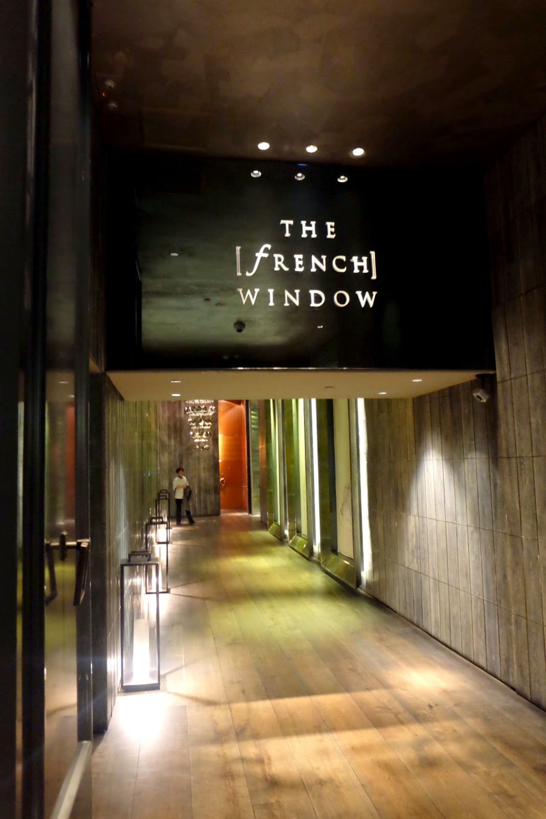 EAT hard PLAY hard: French Window - IFC 內開心盡興gathering
