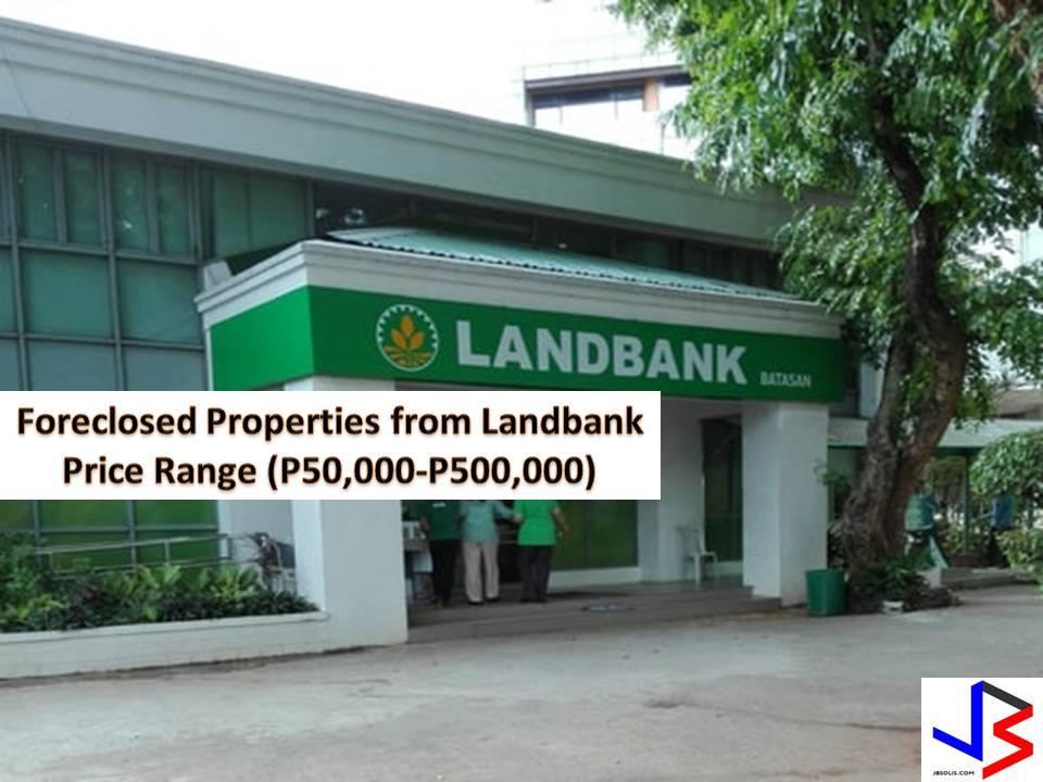 Landbank Foreclosed Properties For Sale