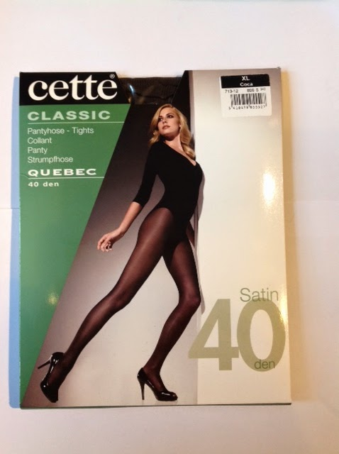 bccd8b127 They have kindly sent is a pair of the Cette Quebec 40 Denier Tights to  trial and review.