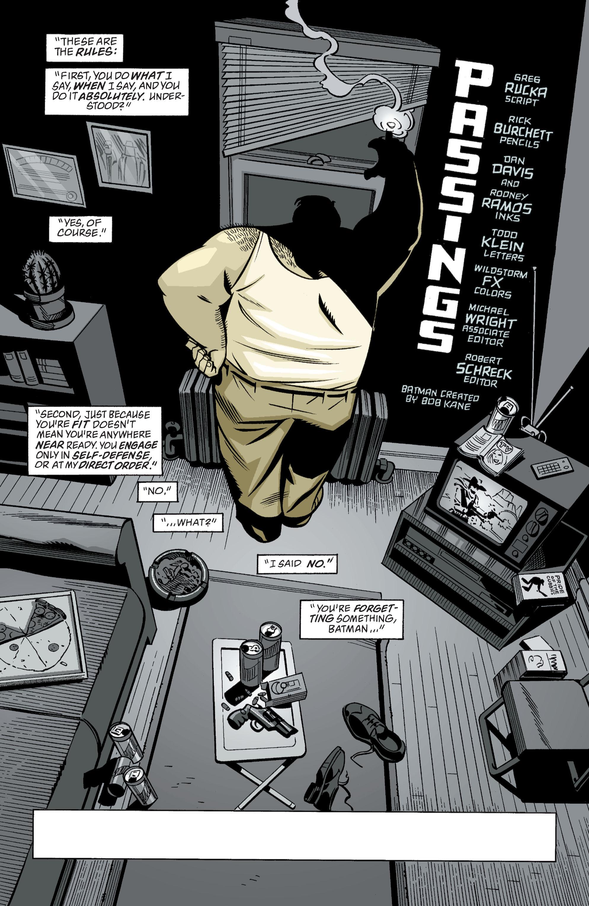 Detective Comics (1937) 762 Page 1