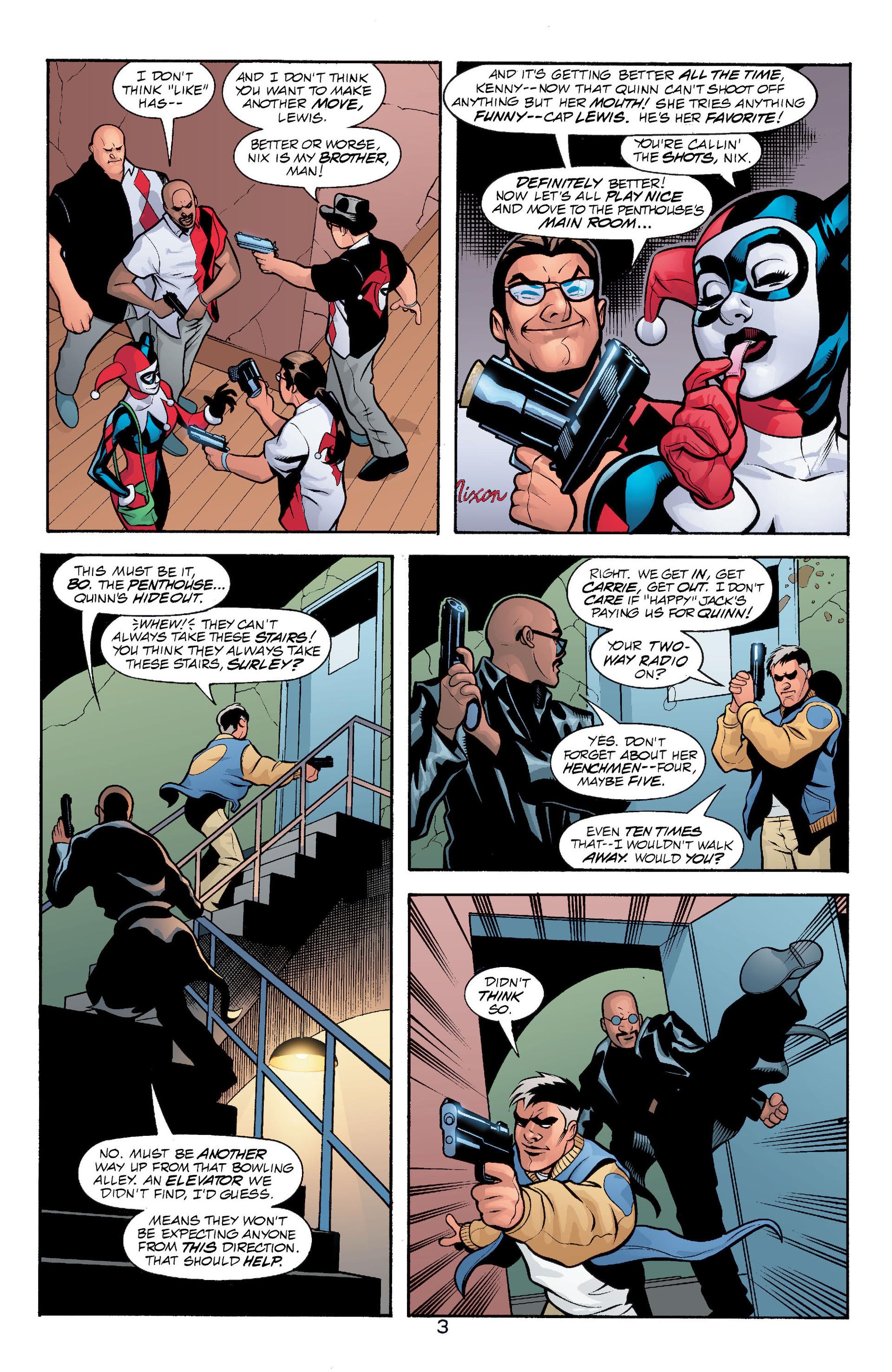 Harley Quinn (2000) Issue #12 #12 - English 4