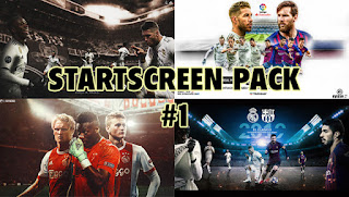 PES 2017 Startscreen Pack 2018/2019 v1.0