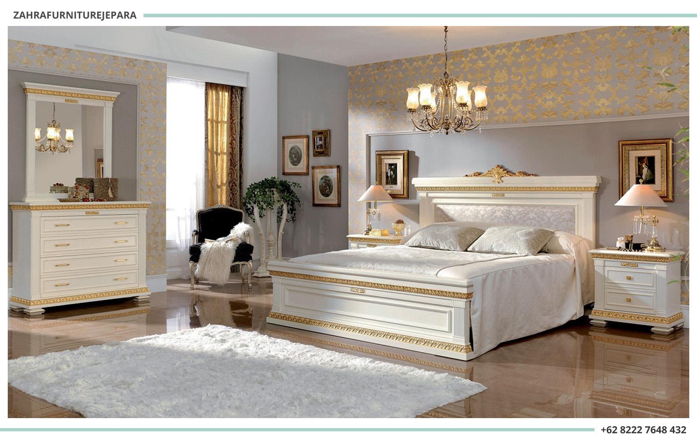 Kamar Set Minimalis Mewah 1 Set Tempat Tidur Jual