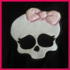 CALAVERA DE MONSTER HIGH