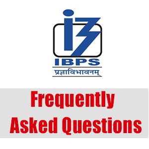 Frequently Asked Questions For IBPS PO Notification