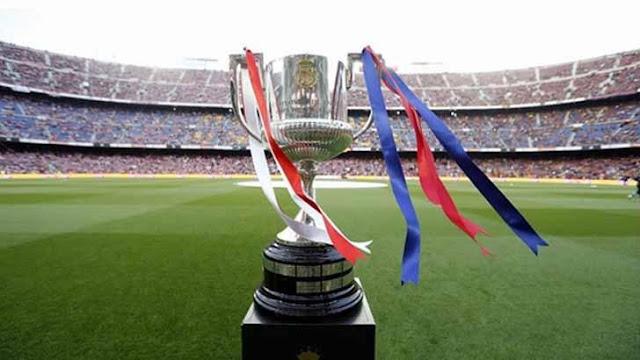 Undian Babak 4 Copa Del Rey