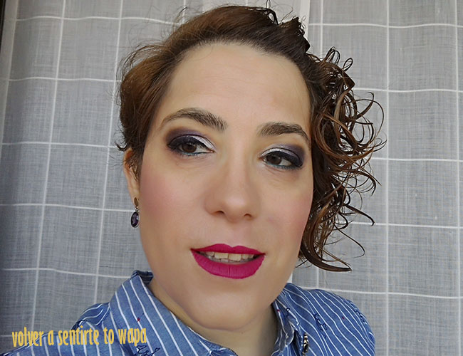 Cómo utilizar una sombra blanca en un maquillaje