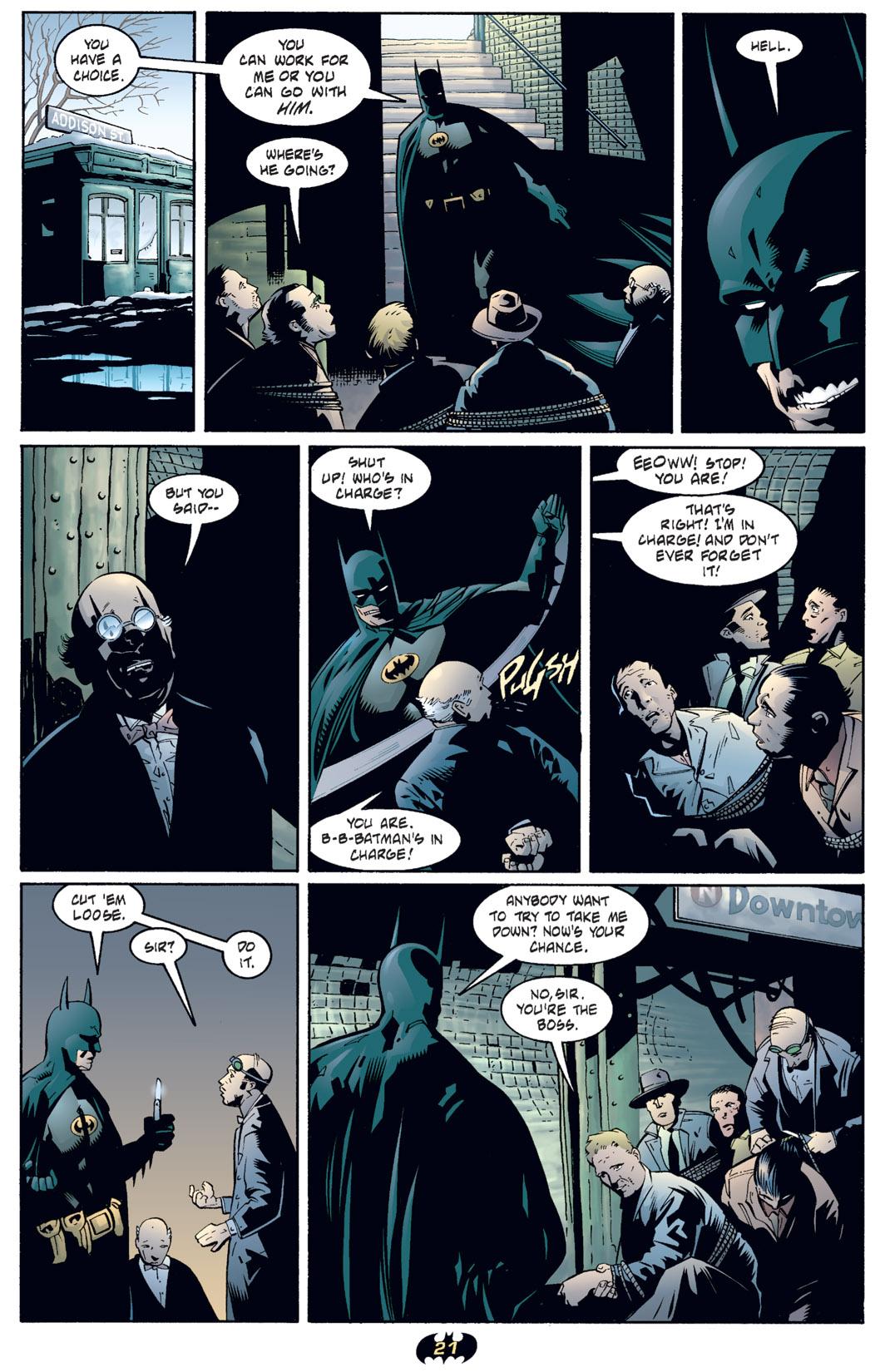 Detective Comics (1937) 730 Page 21