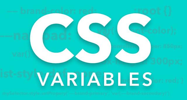 css variables kullanımı