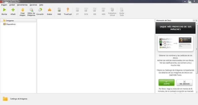 DAEMON Tools Pro 8.2.0.708 Español