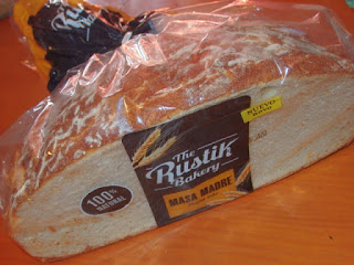 Masa Madre y cereales, The Rustik Bakery