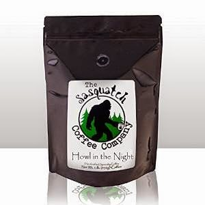 The Sasquatch Coffee Company for National Caffeine Awareness Month