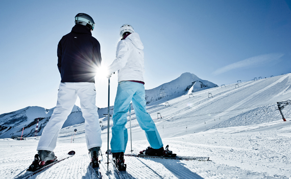 sevgiliyle kış tatili