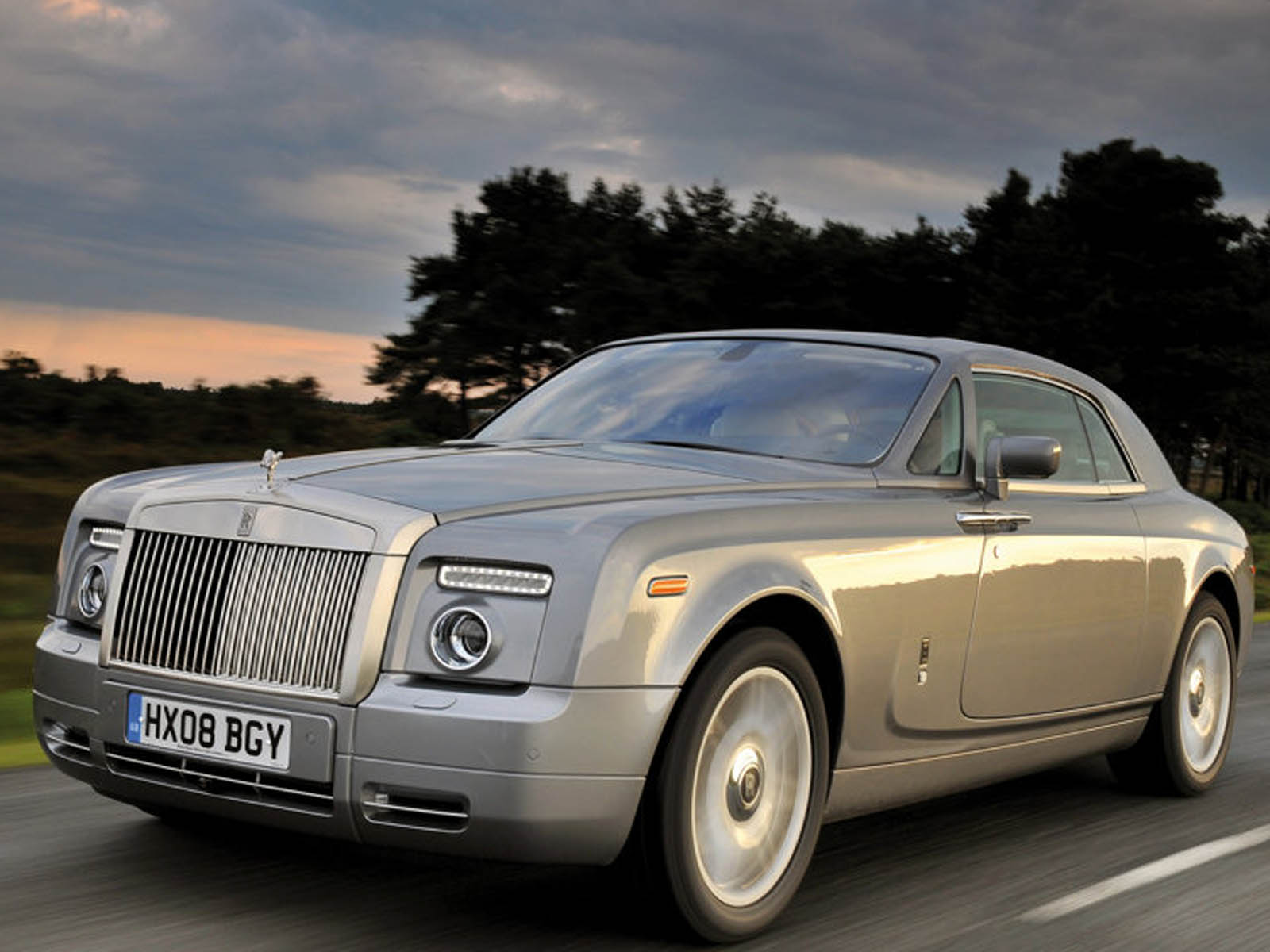 Wallpapers: Rolls Royce Phantom Coupe Car Wallpapers